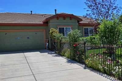 Fernley Single Family Home For Sale: 207 Hazelnut Ct.