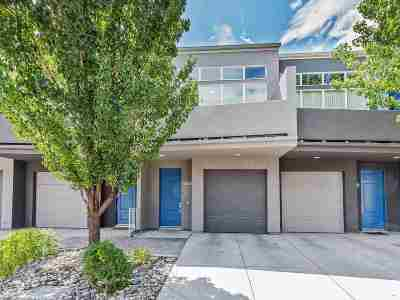 Washoe County Condo/Townhouse For Sale: 366 State St.