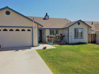 Gardnerville Single Family Home Price Reduced: 257 Walker St.
