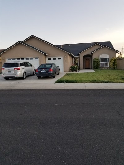 Fernley Single Family Home For Sale: 735 Divot Dr.