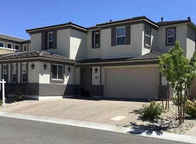 Reno Single Family Home For Sale: 2960 Ethelinda Way