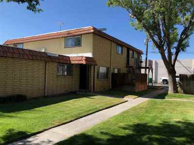Carson City Condo/Townhouse For Sale: 3316 Woodside Dr.