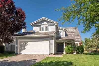 Washoe County Single Family Home Price Reduced: 857 Lighthouse