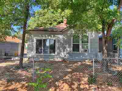 Sparks Single Family Home Active/Pending-Loan: 631 10th St.