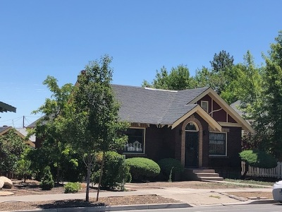 Washoe County Single Family Home Active/Pending-Call: 712 S. Arlington