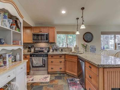 Gardnerville Single Family Home For Sale: 1418 Patricia