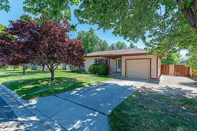 Washoe County Single Family Home Active/Pending-House: 1440 Allen Street