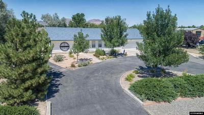 Fernley Single Family Home Price Reduced: 1230 Farm Ln