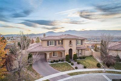 Reno Single Family Home For Sale: 2610 Fury Court