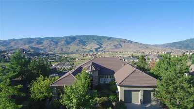 Reno Single Family Home Active/Pending-Loan: 8992 Beacon Ridge Trail
