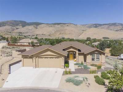 Carson City Single Family Home For Sale: 2210 Canterbury Ln.