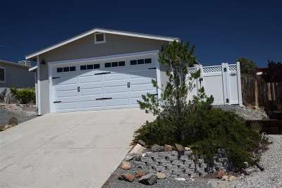 Gardnerville Manufactured Home For Sale: 120 Walker Street
