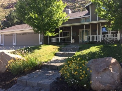Single Family Home For Sale: 315 Cliff View Court