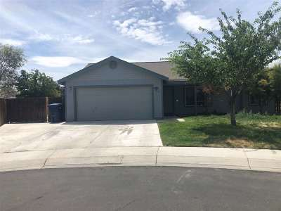 Fernley Single Family Home For Sale: 303 Wildrose Ct.