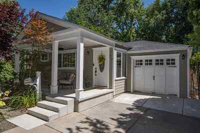 Washoe County Single Family Home Active/Pending-Loan: 70 Bisby Street