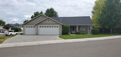 Gardnerville Single Family Home Active/Pending-Loan: 1368 Granborough