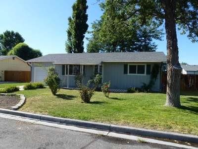 Yerington NV Single Family Home For Sale: $152,000