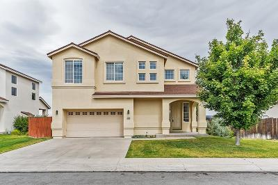 Carson City Single Family Home For Sale: 2283 Table Rock