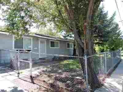 Carson City Single Family Home For Sale: 3209 Northgate Ln
