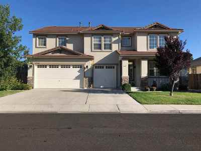 Reno Single Family Home For Sale: 10813 Rushing Flume Dr.