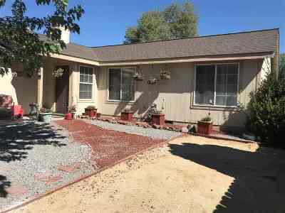 Fernley Single Family Home Active/Pending-Loan: 322 Wildrose Dr.
