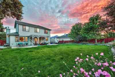 Gardnerville Single Family Home Price Reduced: 1294 Kimbles