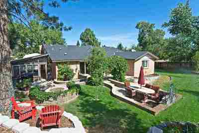 Washoe County Single Family Home For Sale: 12305 Brentfield