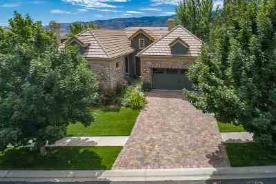 Single Family Home For Sale: 8724 Lynrock
