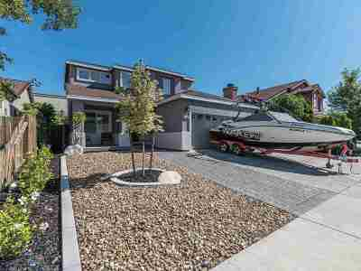 Carson City Single Family Home For Sale: 1344 Northill Dr