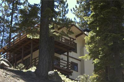 Incline Village Single Family Home For Sale: 1321 Moritz