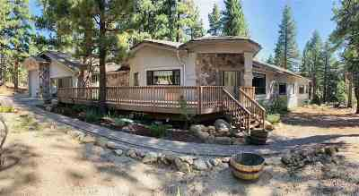 Reno Single Family Home For Sale: 16975 Mountain Bluebird
