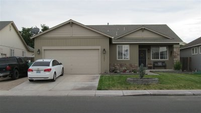 Fernley Single Family Home For Sale: 1281 Shadow Lane