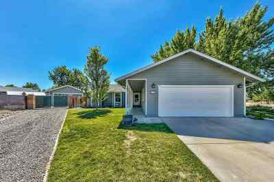 Gardnerville Single Family Home Active/Pending-Loan: 1355 Donna Ct