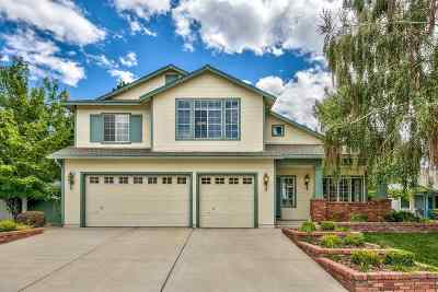 Sparks Single Family Home For Sale: 5146 Santa Anita