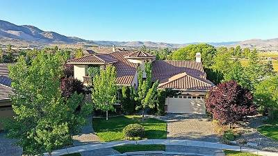 Reno Single Family Home For Sale: 2650 Friesian Court