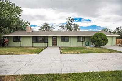 Fernley Single Family Home Active/Pending-Loan: 315 Hardie Ln.