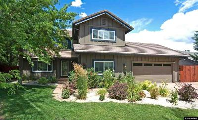Washoe County Single Family Home For Sale: 2197 Solitude Dr.