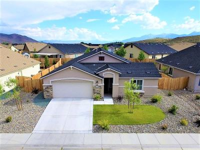Carson City Single Family Home For Sale: 6526 Copper Mountain Dr.