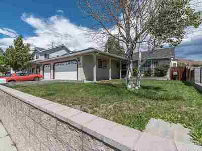 Carson City Single Family Home For Sale: 3367 Orovada Dr.