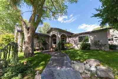 Washoe County Single Family Home Active/Pending-Loan: 2003 Country Circle