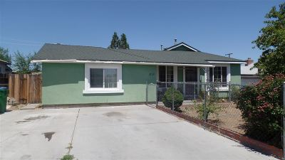 Washoe County Single Family Home Active/Pending-Loan: 1225 Castle Way
