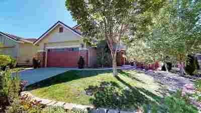 Sparks Single Family Home For Sale: 2929 Astronomer