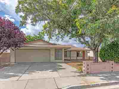 Sparks Single Family Home Active/Pending-Loan: 1036 Glen Molly Dr