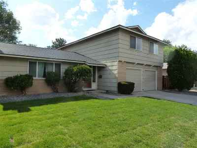 Sparks Single Family Home For Sale: 731 Rancho Via Dr
