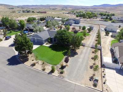 Washoe County Single Family Home For Sale: 20 Martell Pl