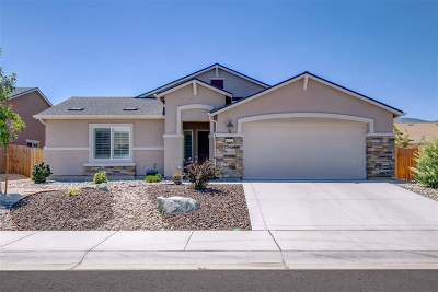 Carson City Single Family Home For Sale: 6502 Cone Peak Dr