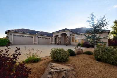 Sparks Single Family Home For Sale: 3577 Desert Fox