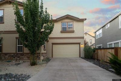 Washoe County Single Family Home For Sale: 1985 Heavenly View Trail