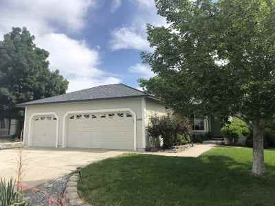 Washoe County Single Family Home For Sale: 3400 University Green Drive