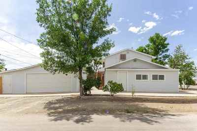 Yerington NV Single Family Home Price Reduced: $298,000
